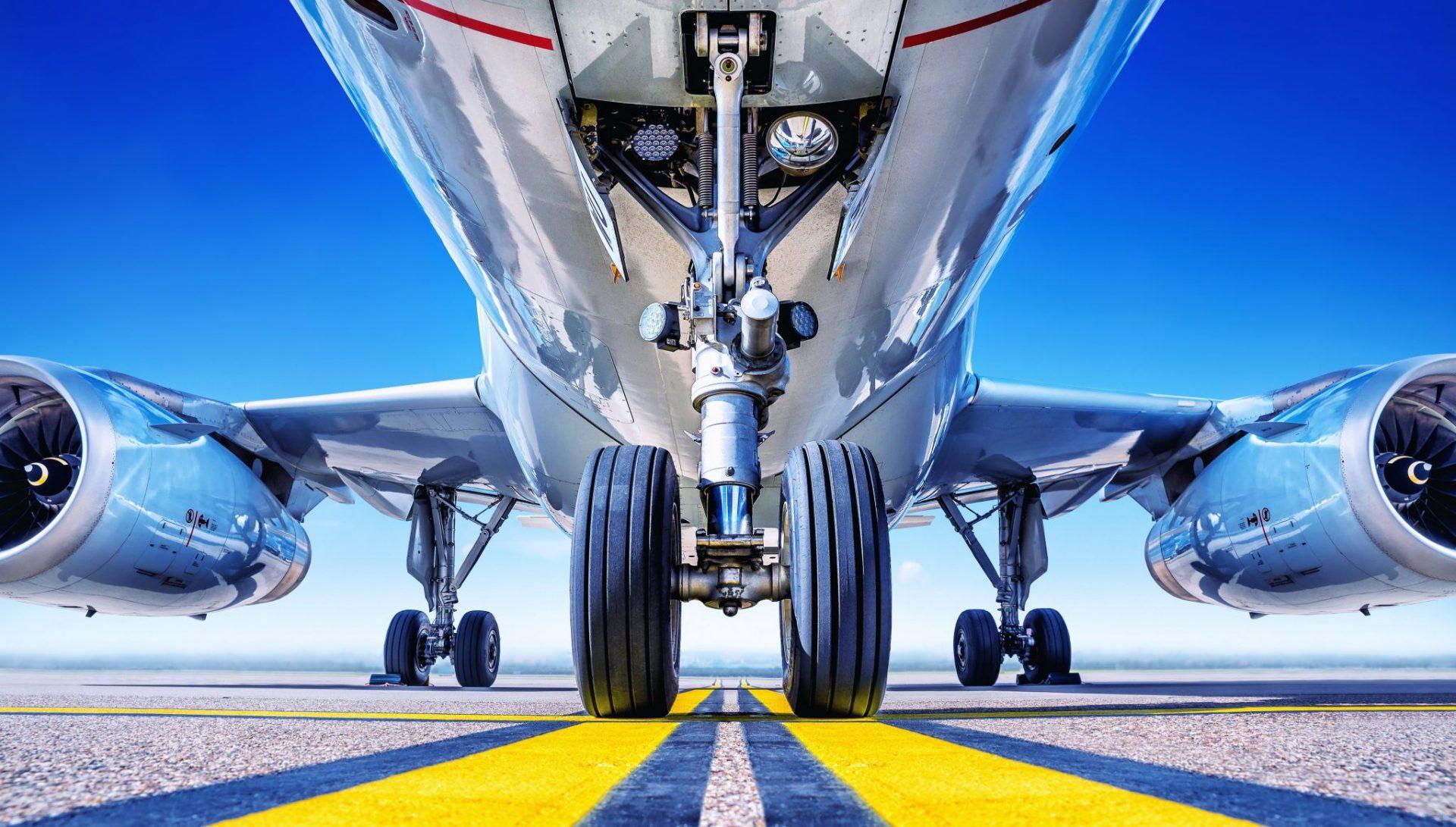Buckling analysis landing gear
